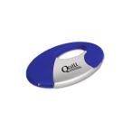 Oval Shaped Swivel USB Drive 2 GB