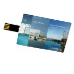 Custom Card USB Flash Drive 1 GB