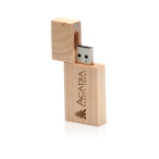 Wooden Eco USB Drive 1 GB