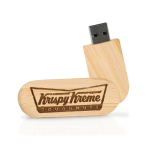 Wooden USB Flash Drive 1 GB