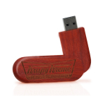 Wooden USB Flash Drive 2 GB
