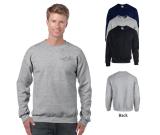 Gildan® Heavy Blend™ Classic Fit Adult Crewneck Sweatshirt - 8 oz