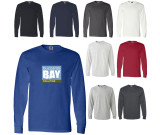 Fruit of the Loom® Heavy Cotton™ Adult Long Sleeve T-Shirt - 5 oz.