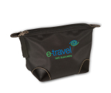 """Personal Travel Pouch - 7""""w x 4.5""""h x 3""""d"""