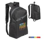 "Color Zippin'Laptop Backpack - 11""w x 16""h x 5.5""d"