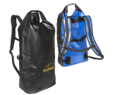 """Backpack Water-Resistant Dry Bag - 17.75"""" W x 26.75"""" H x 7"""" D"""