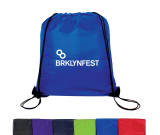 "Jumbo Drawstring Backpack - 17"" W x 20"" H"