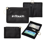 ID Wallet W/Key Ring