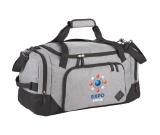 "Graphite 21"" Weekender Duffel Bag - 10.5"" H X 9.5"" W X 21"" D"