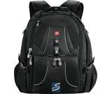 """Wenger Mega 17"""" Computer Backpack - 17.5"""" H X 8.75"""" W X 15"""" D"""
