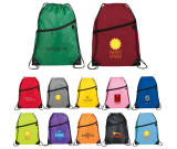 "Robin Drawstring Bag - 18"" H X 13"" W"
