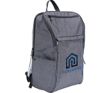 "Zoom Node Wireless Charging 15"" Computer Backpack - 18"" H X 6"" W X 12"" D"