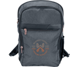 "Cutter & Buck Slim 15"" Computer Backpack - 17.5"" H X 5"" W X 12"" D"