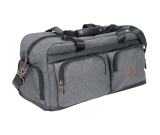 "Cutter & Buck® 20"" Bainbridge Executive Duffel - 10"" H X 9.75"" W X 20"" D"