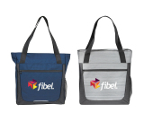 "Essentials Large Zippered Tote - 15.5"" H X 4.75"" W X 15.75"" D"