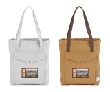 "Merchant & Craft Sawyer Tote - 15"" H X 5"" W X 17.75"" D"