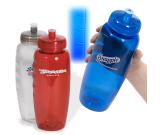 PolyClear™ Gripper Water Bottle - 30 oz.