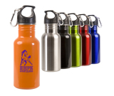 17 Oz. Stainless Steel Adventure Bottle