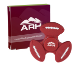 GameTime™ Spinner - Football with Custom Box