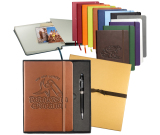 Tuscany™ Journal Notebook & Executive Stylus Pen Set