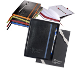 Venezia™ Journal Notebook & Stream  Stylus Pen Set