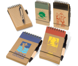 """Pocket  Eco-Notebook Combo - 3""""w x 5""""h"""