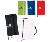 "Comfort Touch Bound Journal - 3.5"" w x 6.5"" h x .4375"" d"