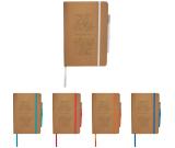 """Eco Color Bound JournalBook Bundle Set - 8.5"""" H X 0.55"""" W X 5.67"""" D"""