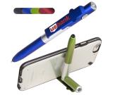 4-in-1 Multi-Purpose Stylus Pen