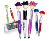 MopTopper™ Stylus Pen with Screen Cleaner