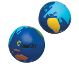 Multi-Color Earth Stress Reliever