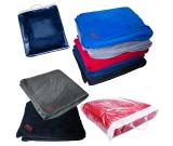 "Chenille Micro Plush Fleece Blanket - 50"" w x 60"" h"