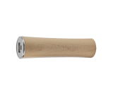 Portable Wooden Tube Power Bank and Mobile Charger - 2200mAh