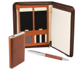 Tuscany™ Portfolio Power Bank and Pen Gift Set