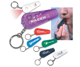 Light'n Whistle Key Tag
