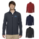 Core 365® Men's Cruise Two-Layer Fleece Bonded Soft Shell Jacket