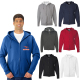 Jerzees® Nublend® Full-Zip Hooded Sweatshirt