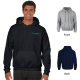Gildan® Heavy Blend™ Classic Fit Adult Hooded Sweatshirt - 8 oz.