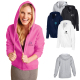 Gildan® Heavy Blend™ Ladies Full Zip Hooded Sweatshirt - 8 oz.
