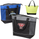 "Porter Polyester Shopping Cooler Tote Bag - 22""w x 16""h x 7.5""d"