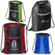 "Porter Drawstring Backpack - 15""w x 18.5""h"