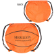 "GameTime! ® Basketball Drawstring Backpack - 17""w x 14-1/2""h (at widest points)"