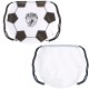"GameTime! ® Soccer Ball Drawstring Backpack - 17""w x 14-1/2""h (at widest points)"
