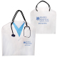"Doctor Non-Woven Tote Bag - 15""w x 16.125""h x 4""d"