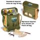 "Daypack Picnic Cooler Bag - 12.59""w x 11.41""h x 4.72""d"