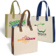 "Eco-World Canvas Tote Bag - 15""w x 15""h x 3-1/4""d"