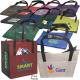 """Metro Enviro-Shopper Non-Woven Tote Bag - 13""""w x 15""""h x 10""""d"""