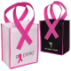 "Small Awareness Non-Woven Tote Bag - 7-3/4""w x 9-3/4""h x 4-3/4""d"