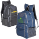 "Strand™ Snow Canvas Backpack - 11.75""w x 17.5""h x 6.5""d"