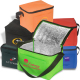 "Insulated Lunch Tote Bag -  8""w x 6""h x 6""d"
